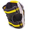 Защита наколенники, налокотники, перчатки Zelart SK-4677 GRACE фиолетово-белый размер M, фото 2