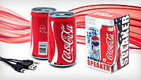 MP3-плеер CusiCusic, MP3-плеер Coca-Cola, MP3-плеер Pepsi – креативный гаджет для продвинутой молодежи!, фото 1