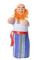 """Лялька-рукавиця """"ДІД"""" (ПВХ, тканина)"""