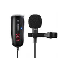 Бездротовий петличний мікрофон Andoer BM-01 для телефону   смартфона, до 50 метрів