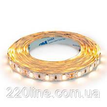 Светодиодная лента BIOM Professional G.2 5630-60 WW теплый белый, негерметичная, 1м