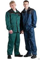 Костюм рабочий куртка, брюки, полукомбинезон, женский. мужской, д/с