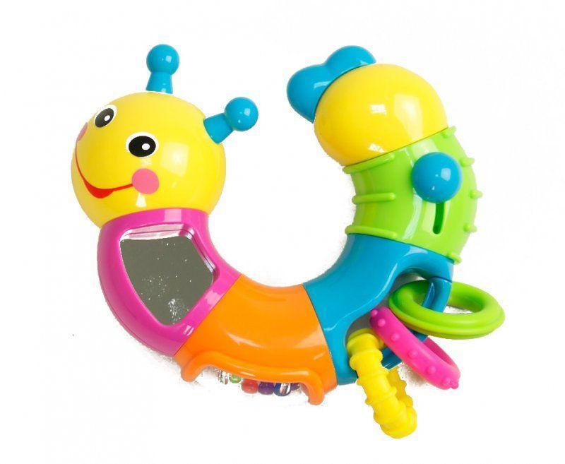 Розвиваюча іграшка Весела гусениця KI-904 (Укр)