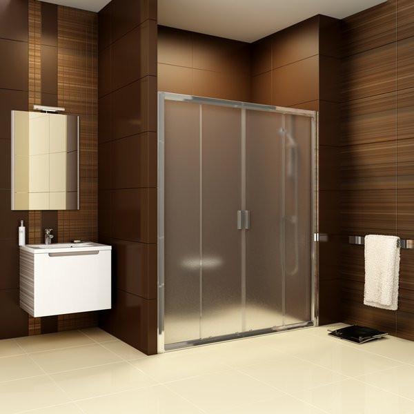 Стеклянные двери для ванной и санузла - надежно и красиво!