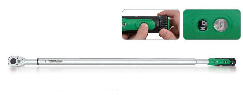 """Ключ динамометричний 3/4""""x1210mm(L) 150-750Nm Toptul ANAU2475"""