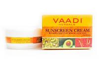 Солнцезащитный крем Vaadi с экстрактами киви и авокадо, 90г