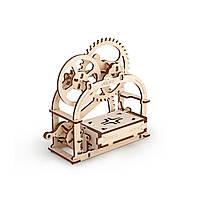 Механічний 3D пазл «Шкатулка» UGears (70001), фото 1