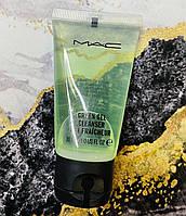 MAC Green gel cleanser очищающий и освежающий гель для лица
