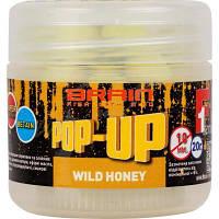 Бойл Brain fishing Pop-Up F1 Wild Honey (мёд) 10mm 20g (1858.02.52)