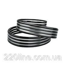 Декоративна стрічка DS-R260-01-4B до світильника DEL-R-20-18-4 DIY( 4 чорні смужки)