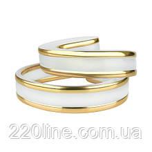 Декоративна стрічка DS-R330-03-2G до світильника DEL-R-20-24-4 DIY( 2 смужки золото)