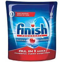 Таблетки для посудомоечных машин Finish ALL IN 1 22 шт (5900627073249)