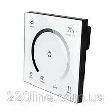 Диммер OEM 8A-Touch-W білий вбудовується