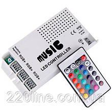 Контролер RGB OEM 9A-IR-24 music