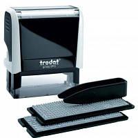 Самонаборный штамп Trodat серия Imprint, 5-х строчный (8913) +касса 600 (8953I/5/U)