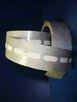 Лента алюминиевая перфорированная 25 мм