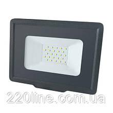 Светодиодный прожектор BIOM 20W S5-SMD-20-Slim 6200К 220V IP65