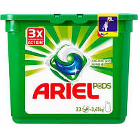 Капсулы для стирки Ariel Pods Горный родник 23 шт (4084500078659)