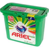 Капсулы для стирки Ariel Pods Color & Style 23 шт (4084500078710)