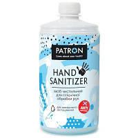 Антисептик для рук PATRON F3-045