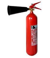 Огнетушитель углекислотный ВКК-3,5 (ОУ-5)