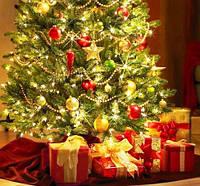 Новогодние украшения, подарки, сувениры и декор