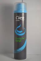 Гель для бритья Cien Men Fresh 250ml