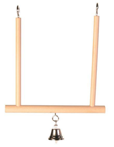Качели с колокольчиком 12,5 х 13,5 см