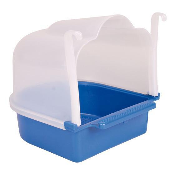 Купалка 16х17х19 см, пластик