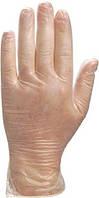 Перчатки виниловые тонкие нестерильные