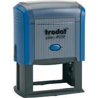 Самонаборный штамп Trodat 7-х строчный+касса 6003, 6004 (4928N/7/U)