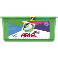 Капсулы для стирки Ariel Color 27 шт (8001090456151)