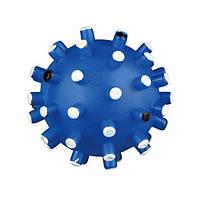 Игрушка для собак мяч игольчатый 10 см