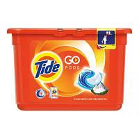 Капсули для прання Tide Альпійська свіжість 15 шт (4084500569508)