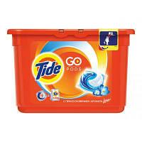 Капсулы для стирки Tide Touch of Lenor Fresh 15 шт (4084500569621)