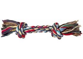 Игрушка для собак веревка с узлом, 50 г/20 см
