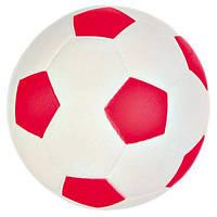 Игрушка для собак мяч, мягкая резина, 7 см
