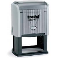 Самонаборный штамп Trodat 8-х строчный+касса 6003, 6004 (4927N/8/U)