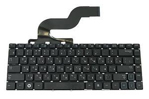 Клавіатура для ноутбука SAMSUNG RV411 чорний, без кадру