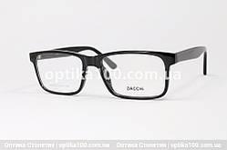 Універсальна оправа для окулярів прямокутна. Зручна посадка