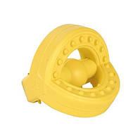 Игрушка для собак Грейфер резиновый 14 см, фото 1