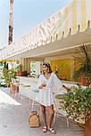 Белое пляжное платье, фото 4