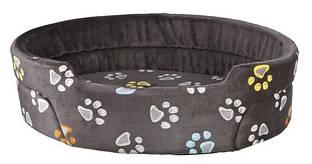 Лежак для собак Jimmy з бортиками 65х55 см