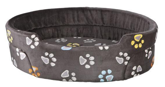 Лежак для собак Jimmy з бортиками 75х65 см
