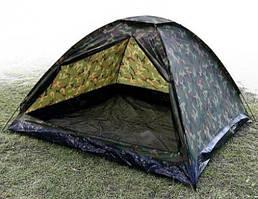 Палатка двухместная Mil-Tec Iglu Super (14208020), Германия