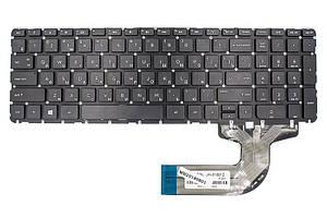 Клавіатура для ноутбука HP Pavilion SleekBook 15-E чорний, без кадру