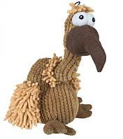 Іграшка для собак Гриф, 28 см, плюш / текстиль