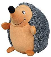 Игрушка для собак Ежик плюш, 12 см