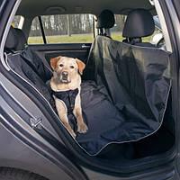 Подстилка для собаки в Автомобиль 1.45х1.60 м черная