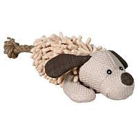 Іграшка для собак Собака, 30 см, плюш / текстиль